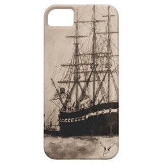 米国の船アルフレッド1775年 iPhone SE/5/5s ケース