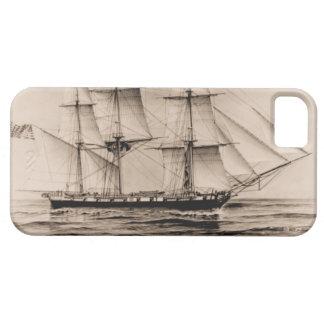 米国の船エリー1814年 iPhone SE/5/5s ケース