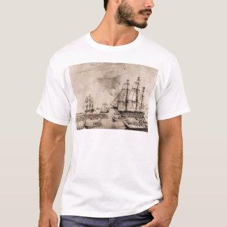 米国の船コロンブス1815年 Tシャツ
