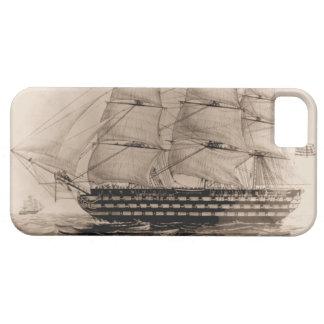 米国の船ペンシルバニア1817年 iPhone SE/5/5s ケース