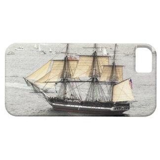 米国の船憲法、帆のパレード iPhone SE/5/5s ケース