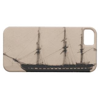 米国の船憲法 iPhone SE/5/5s ケース