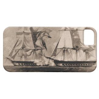 米国の船米国1798年 iPhone SE/5/5s ケース