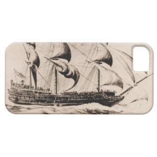 米国の船Bonhommeリチャード iPhone SE/5/5s ケース