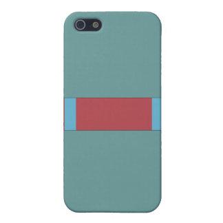 米国の軍の長く、誠実な仕事ぶりのリボン iPhone SE/5/5sケース