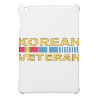 米国の軍の韓国の退役軍人 iPad MINIケース