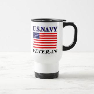 米国の退役軍人のコーヒー・マグおよびコップ トラベルマグ