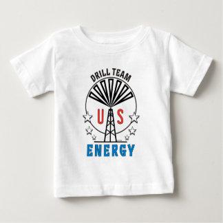 米国の閲兵行進部隊 ベビーTシャツ