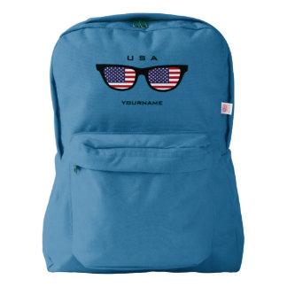 米国の陰の習慣のバックパック AMERICAN APPAREL™バックパック