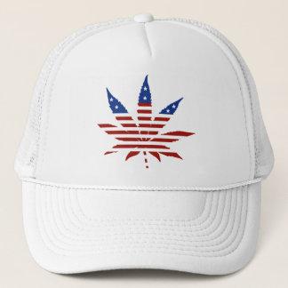 米国の雑草 キャップ
