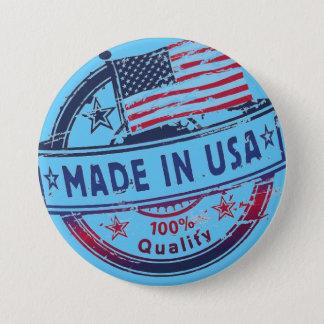 米国の100%年の質で作られる 缶バッジ