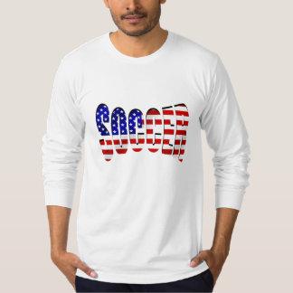 米国の2014年のサッカー米国の2014年のfutbolのfutebol tシャツ