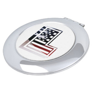 米国はアメリカ人の最初のモノグラムLに印を付けます