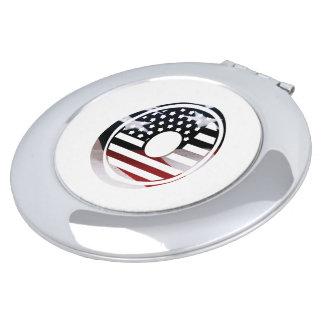 米国はアメリカ人の最初のモノグラムOに印を付けます