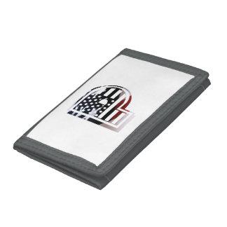 米国はアメリカ人の最初のモノグラムPに印を付けます