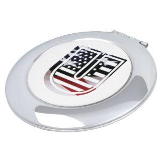 米国はアメリカ人の最初のモノグラムUに印を付けます