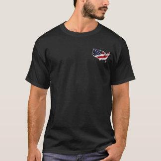 米国はシリーズに印を付けます Tシャツ