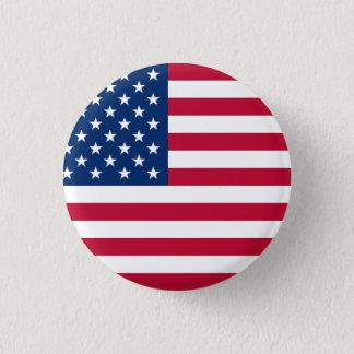 米国は印を付けます 3.2CM 丸型バッジ