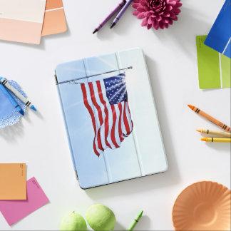 米国は風で印を付けます iPad AIR カバー