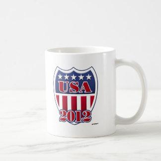 米国は2012年を保護します コーヒーマグカップ