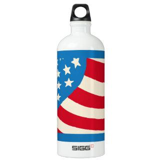 米国アメリカの旗 ウォーターボトル