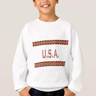 米国アメリカ米国の国の北のファッションNY スウェットシャツ