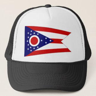 米国オハイオ州の旗 キャップ