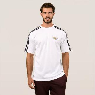 米国バージン諸島のTシャツのメンズ旗 Tシャツ