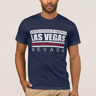 米国ラスベガスネバダのティー Tシャツ