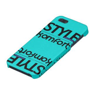 米国中西部のスタンスiPhone5カバー iPhone SE/5/5sケース