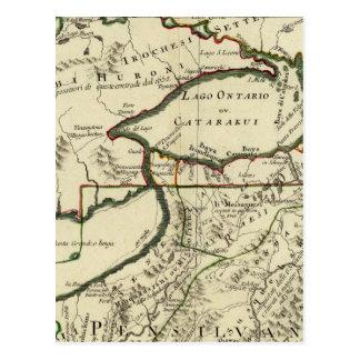 米国北東部 ポストカード