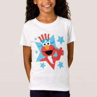 米国市民としてElmo Tシャツ