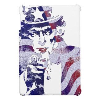 米国市民アメリカ米国の国旗の独立D iPad MINIカバー