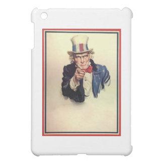 米国市民ポスターテンプレート iPad MINIカバー