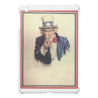 米国市民ポスター iPad MINIケース