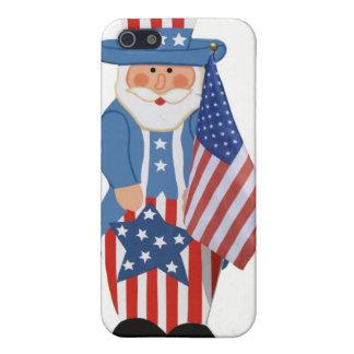 米国市民ロゴ iPhone SE/5/5sケース