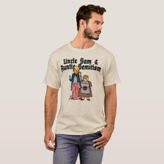 米国市民及びSemitism伯母さん Tシャツ