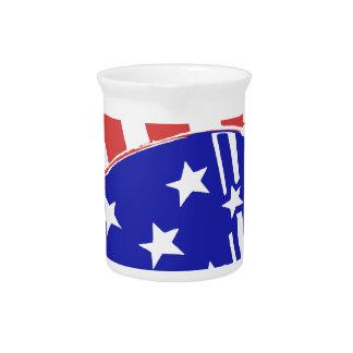 米国市民帽子 ピッチャー