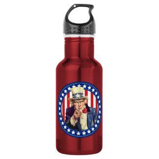 米国市民星条旗 ウォーターボトル