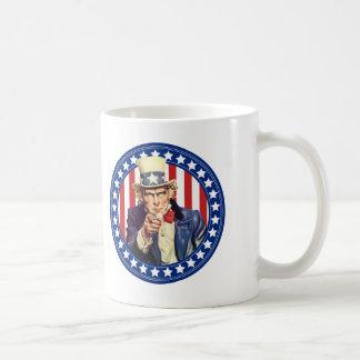 米国市民星条旗 コーヒーマグカップ