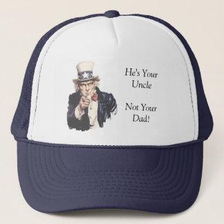 米国市民、彼はあなたの叔父さんNot Your Dadです! キャップ