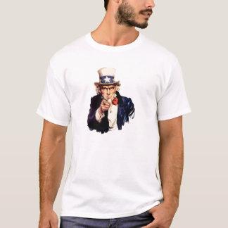 米国市民 Tシャツ