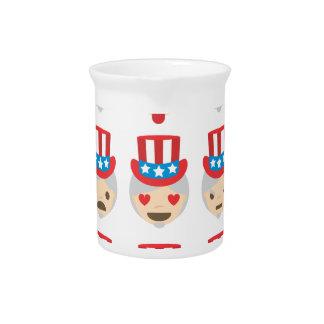 米国市民emoji ピッチャー