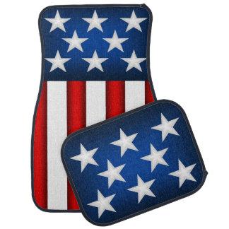 米国旗のカーマット カーマット