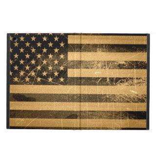 米国旗のヴィンテージ3 iPad AIRケース