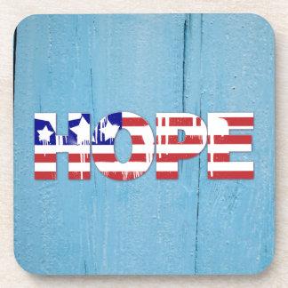 米国旗の希望のコースター コースター