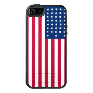 米国旗の愛国心が強いオッターボックスのiPhone 5の場合 オッターボックスiPhone SE/5/5s ケース