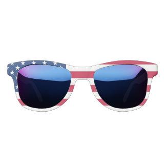 米国旗の愛国心が強いサングラス サングラス