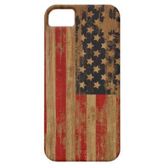 米国旗の穹窖の箱 iPhone SE/5/5s ケース