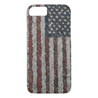 米国旗の箱のiPhone 7 iPhone 8/7ケース